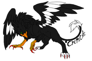 Gryphon - ClOSED - belongs to Jakeukalane by WolfLover2009