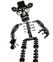 Freddy's Endoskeleton by A-Battery
