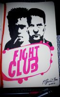 Fight Club by manupaivaellon