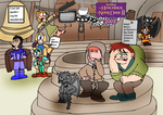 DT 143 - The Hunchback of Notre Dame 2 by Duckyworth