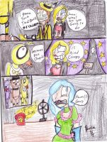 Five at night friends terror page  5 by LadyPandJuampy