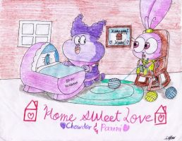 Home Sweet Love by murumokirby360