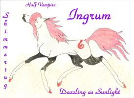 Ingrum by KJDSTJME