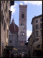tower dome and florence life by Ragzey-z