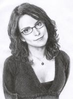Tina Fey by thefonx