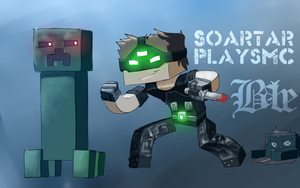 SoartarPlaysMC by arinfu