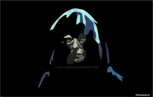 Holographic Emperor Palpatine by jcllamas
