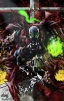 SPAWN by DontBornInInk