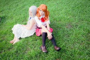 Anohana (1) by pocketpoke