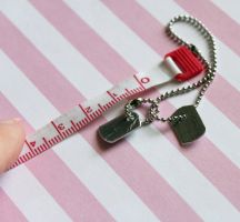 1:4 dog tags by Lomilmalinde