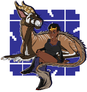 Our Lady Of Sorrows by DasChocolate