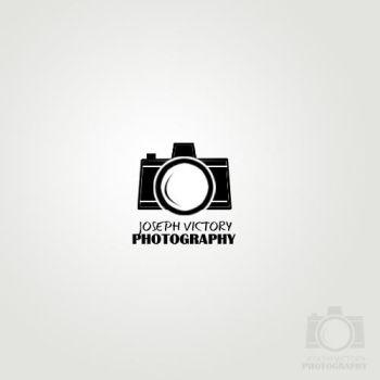 Old School Photography Logo by booboo7