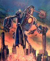 Robot Print Copy by JUDEMARTYS