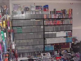 Old Game Collection Pics 02 by Shuey