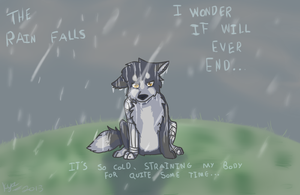 Will It Ever End? by Kyaflufflewolf