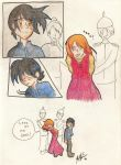 Ashes: Look At Me Doujinshi by OneWingedMuse