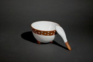 Bowl and Spoon by valentineosarus