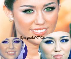 Eyes Pack ACTION.- by Fuckdistance