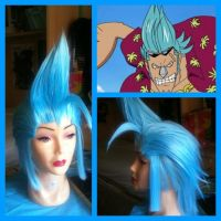 Franky Wig. One piece by Zell-Ecstasy