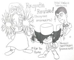 Stella,She's a Spygirl : Rasputin Revive! by komi114