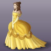 Tale As Old As Time by hannahspangler