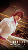 Biohazard Degeneration, Claire Redfield by Queen-Stormcloak