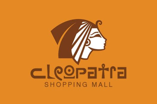 Cleopatra Shopping Logo by HassanyDesign