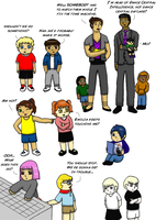 Dance Central Day Care (DCDC) by thestarishere99