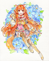 commission: Raphtalia by PastelCake