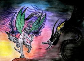 Okami: Black Beetle Wings 3 by jdadragon