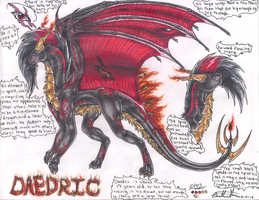 GIFT Daedric Ref by Neffertity