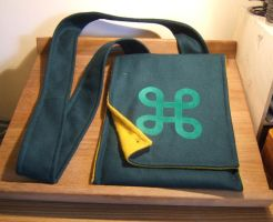 Green Bag - FOR SALE by Thaly