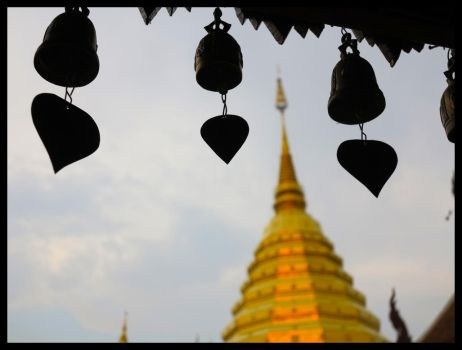Chang Mai Temple by sammib