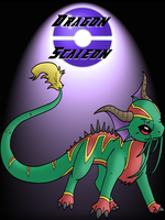 Scaleon by Pokemon-Lanino