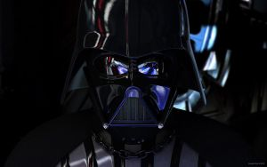 Darth Vader's head by nemecsekerno