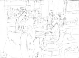 Cafe, April 3rd 2013, 11:45 AM by PaashTheSneasel