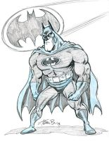 Batman FCBD 2013 by tombancroft