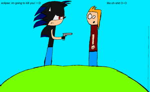 eclipse and me 3 colored+txt by KennyRisner