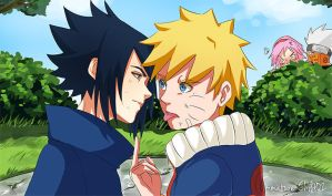 Naruto- It's Not What it Looks Like by Immature-Child02