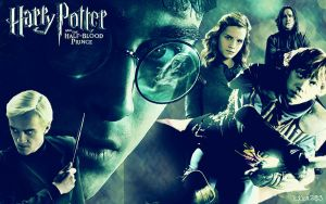 Harry Potter 6 by kika283