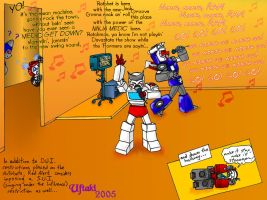 TFBlogs - Drunken Karaoke by Uftaki