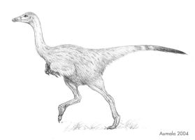 Here's Your Dinosauroid by Osmatar
