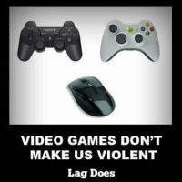 Video Games don't make us violent by cosenza987