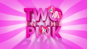 Two In The Pink by derplight