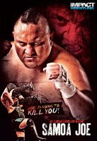 TNA Samoa Joe Poster by windows8osx