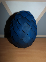 Game of Thrones egg 2 by floxido