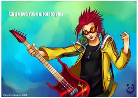 God gave rock'n'roll to you by Noiry