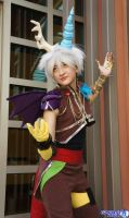 Discord --  Let the games begin! by Riku-Ryou