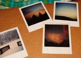 All Four Polaroids II by atsilia