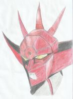 Getter Dragon Obari Style by RyugaSSJ3